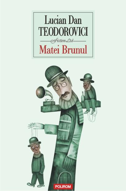coperta Matei Brunul